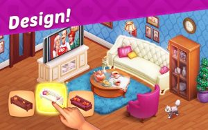 Homescapes Mod APK (Unlimited Coins and Stars) 2