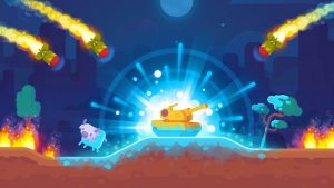 Tank Stars Mod APK (Unlocked Tanks & Weapons) 3