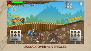 Hill Climb Racing Mod APK – Unlimited Coins & Fuel 3