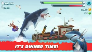 Hungry Shark Evolution Mod APK (Unlimited Gems/Coins) 4