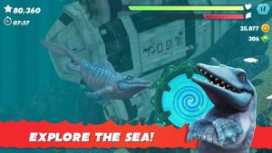 Hungry Shark Evolution Mod APK (Unlimited Gems/Coins) 5