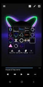 Avee Player Mod APK 2