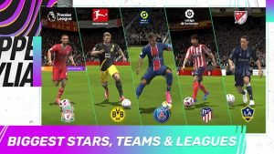 FIFA 21 APK for Anroid Devices 3